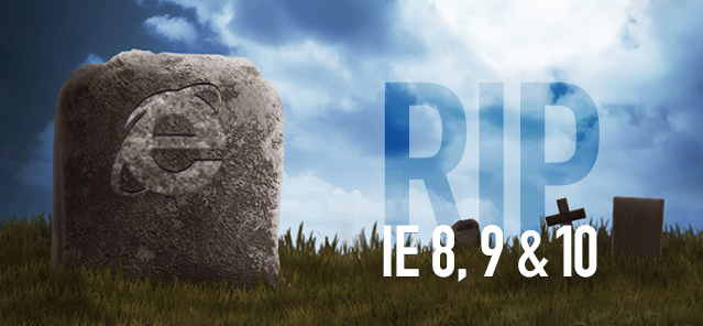 Six Reasons Coders Celebrate the Death of Older IE Versions